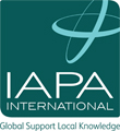 Logo IAPA International